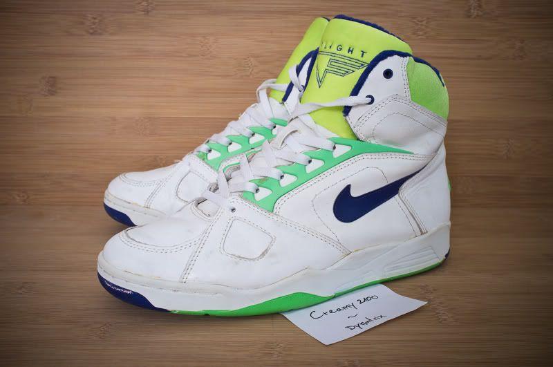 huge discount 060ec bc053 Vintage-Nike-Air-Sabre-Flight-EUR-44-US-10-jordan-force -ultra-strike-1-III-mach