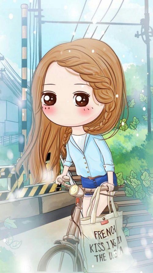 Art Cute Baby And Illustration Image Cute Drawings Cute Art Cute Girl Wallpaper