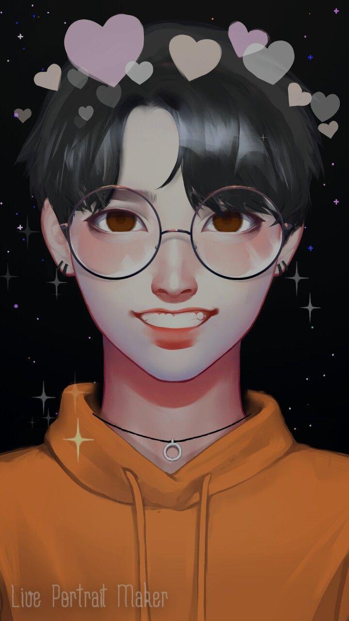Live portrait maker anime wallpaper anime anime art