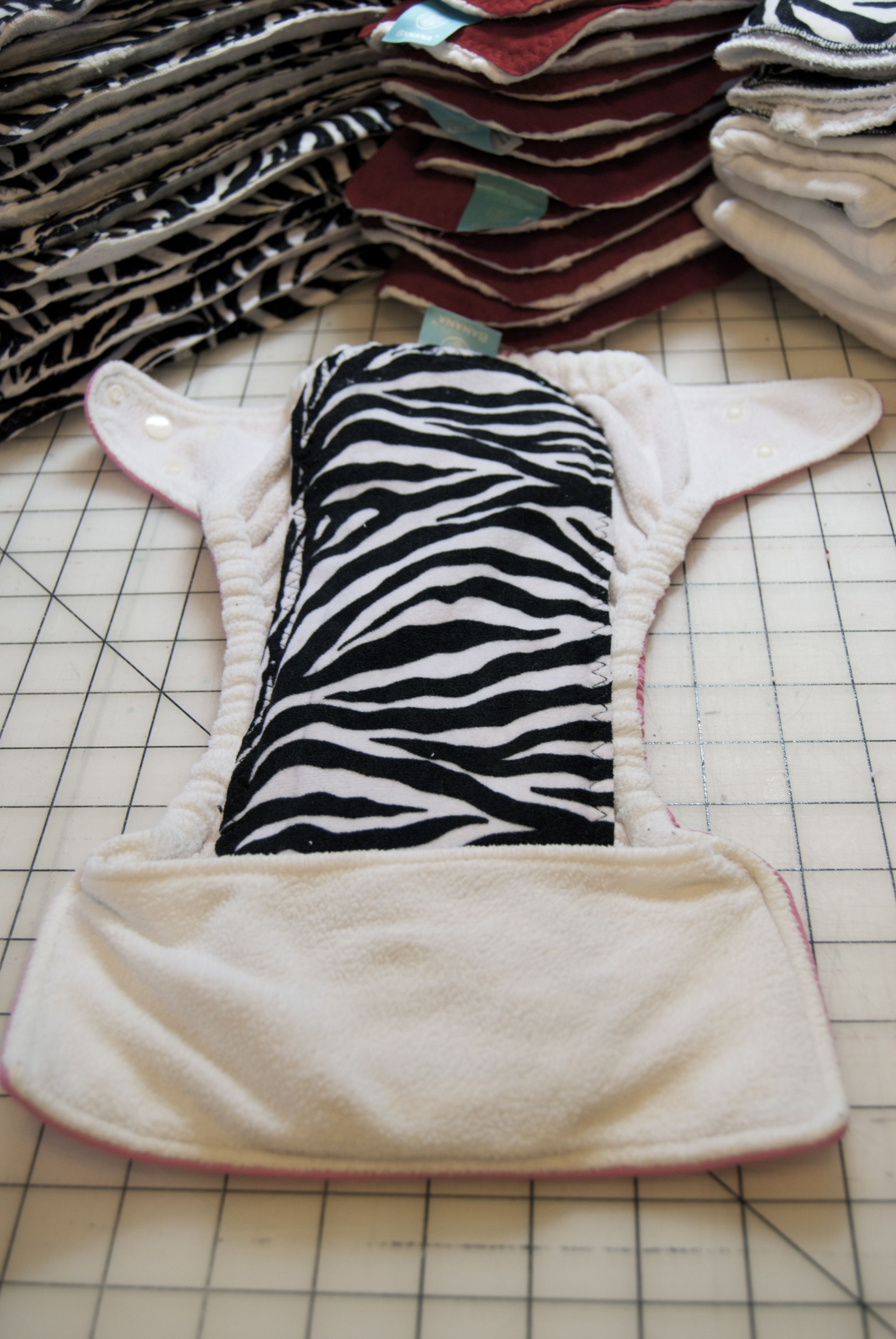 Boost Your Cloth Diaper Stash For Less DIY Tutorial... To