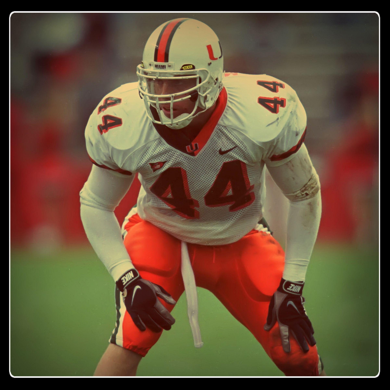 Dan Miami hurricanes football, Hurricanes