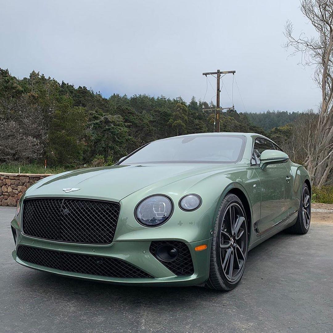 Bentley Continental Gt, Sports Car Brands