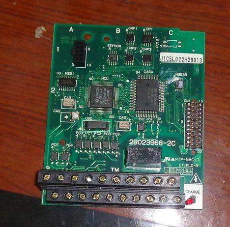 Fast Free Ship For HITACHI I inverter J100 022HFC05 control panel 380V2.2KW control board