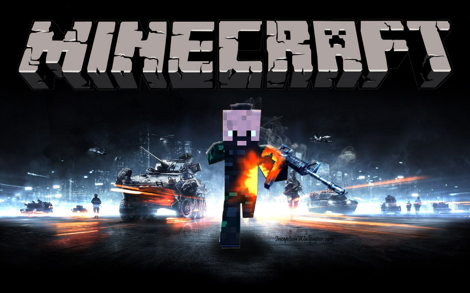 minecraft wallpapers Awesome manga and anime inspired