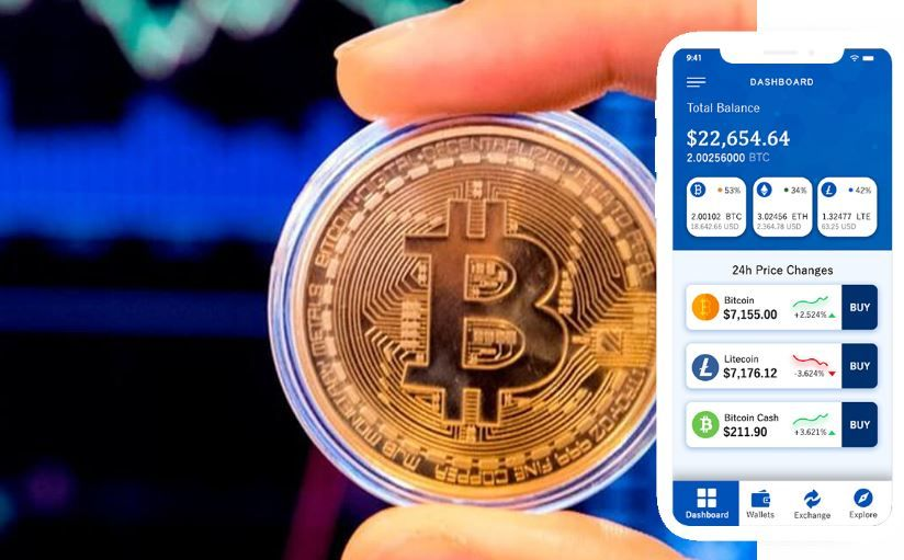 dynamic coin cryptocurrency wallet