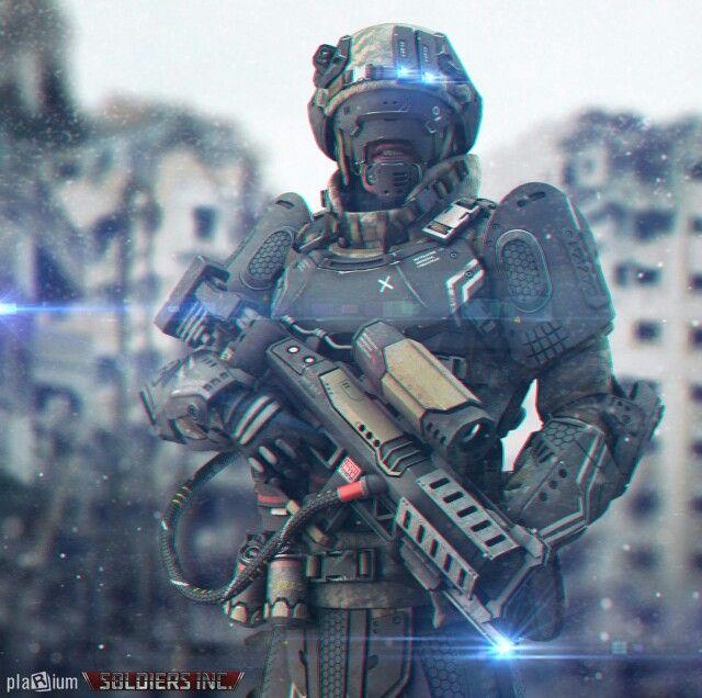 Apocalyptic Soldier Pics: Epic! Robotics ¤__¤
