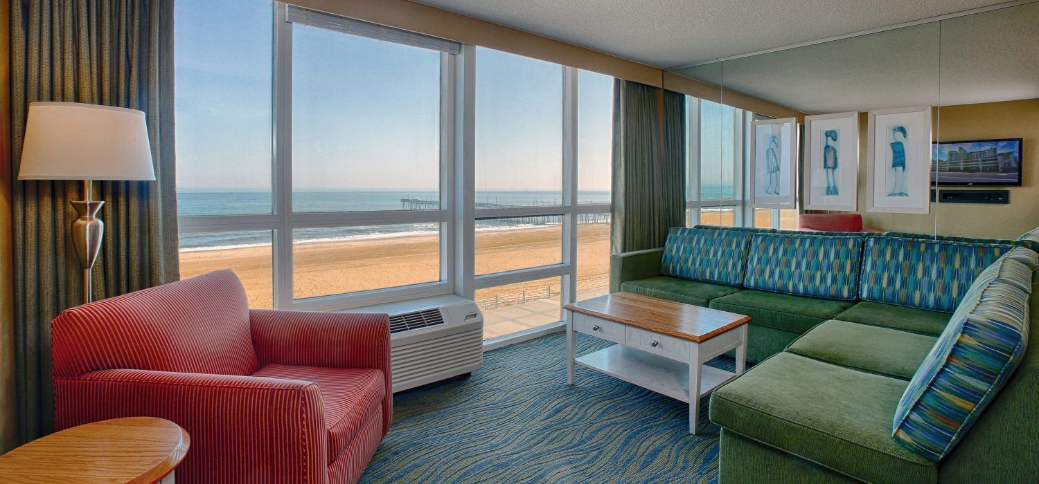 Virginia Beach Oceanfront Hotels