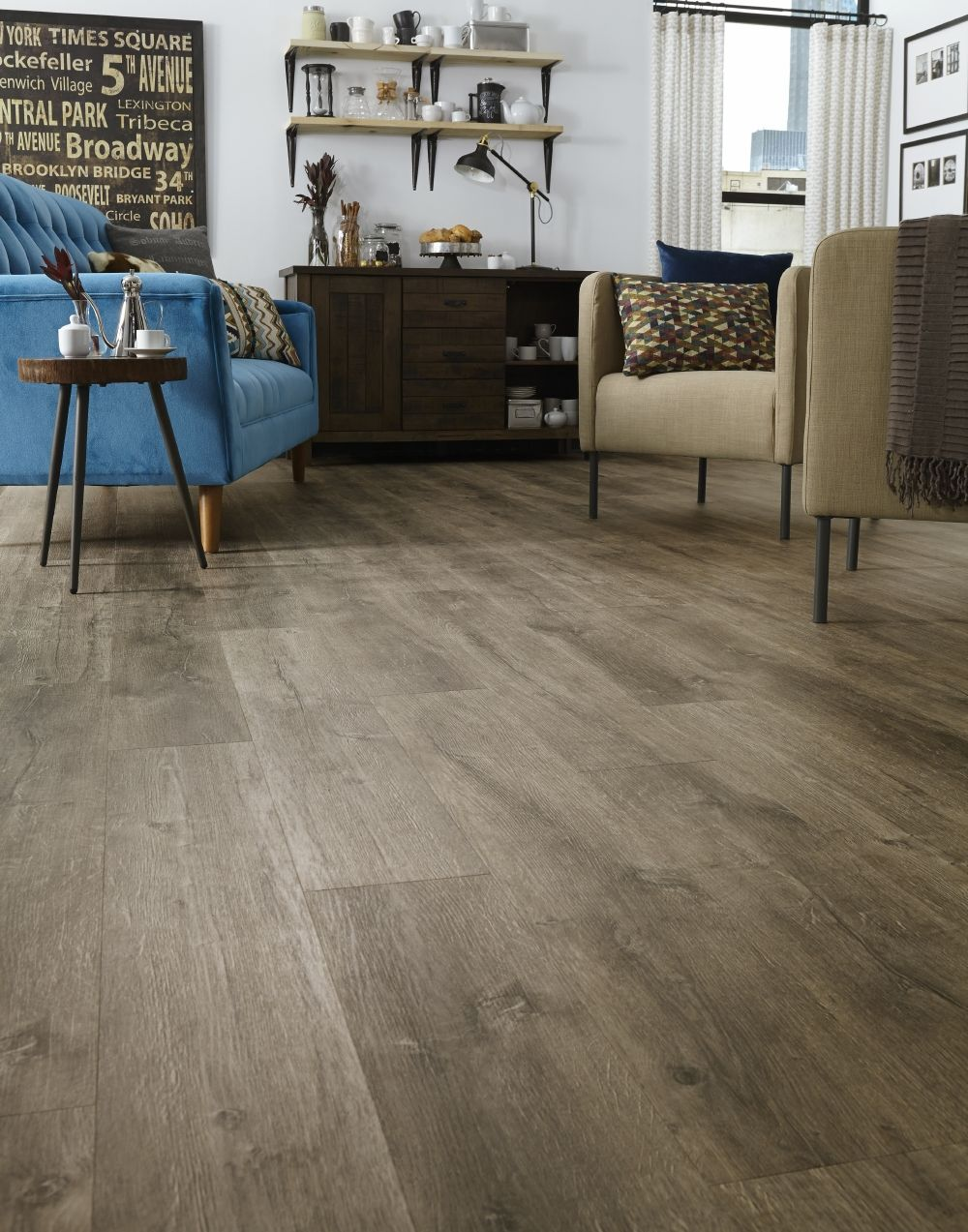 Luxury Vinyl Planks Adura Max From