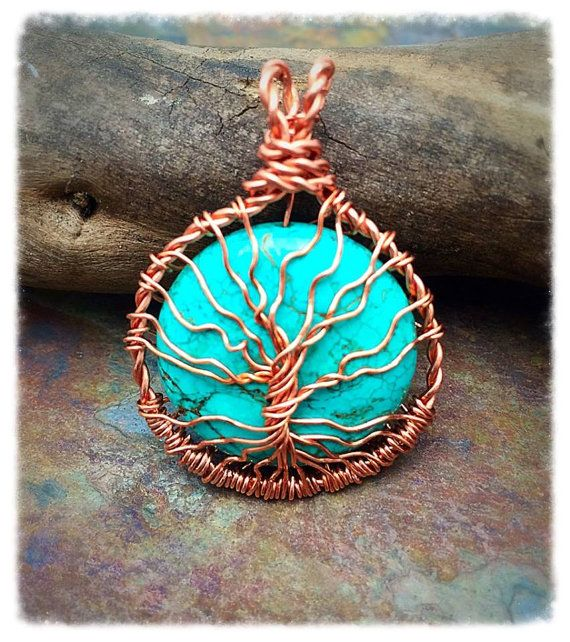 Tree of life tutorial wire wrapped pendant by martaweaverjewelry tree of life tutorial wire wrapped pendant by martaweaverjewelry mozeypictures Image collections