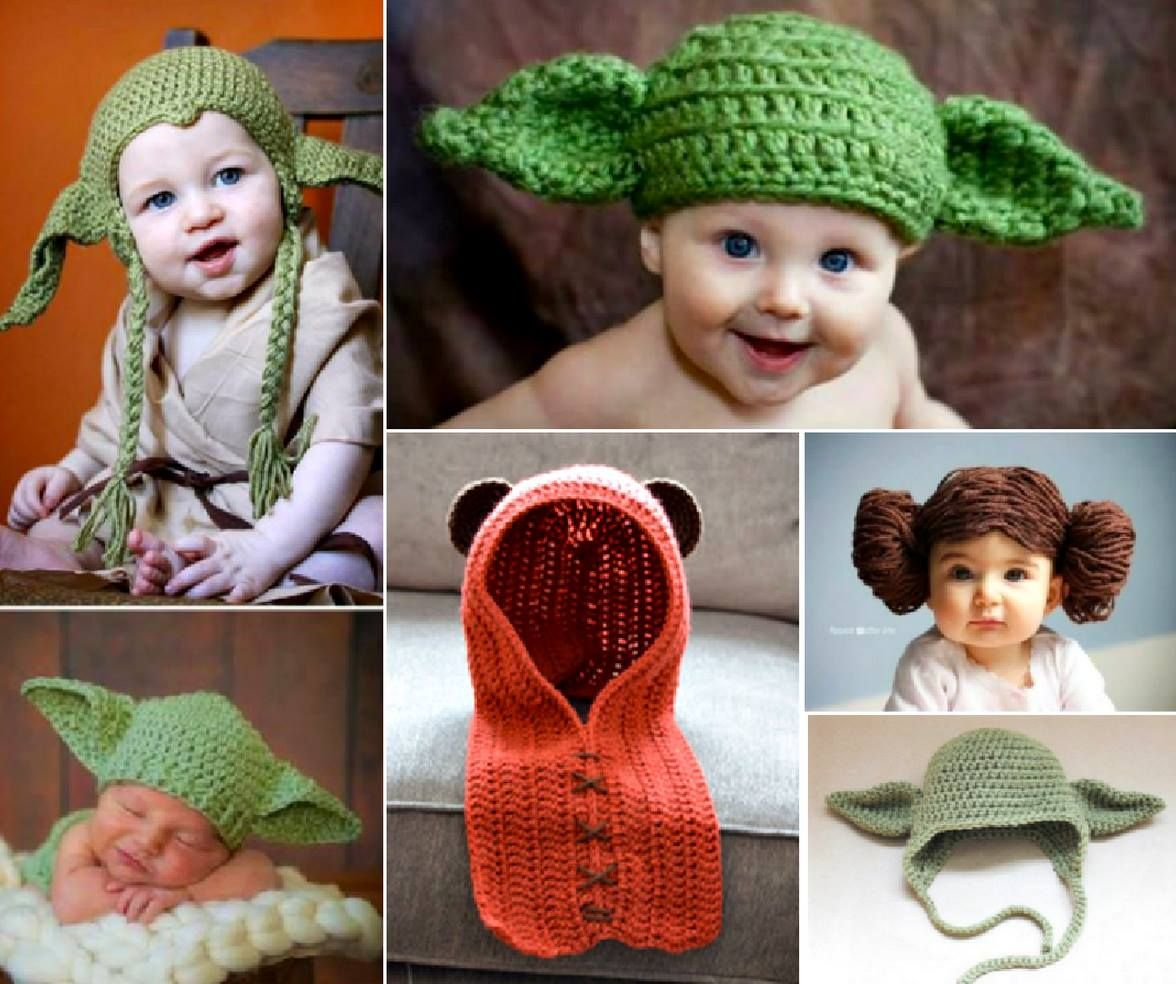 Star Wars Crochet Patterns Free Tutorial Ideas | Pinterest | Free ...