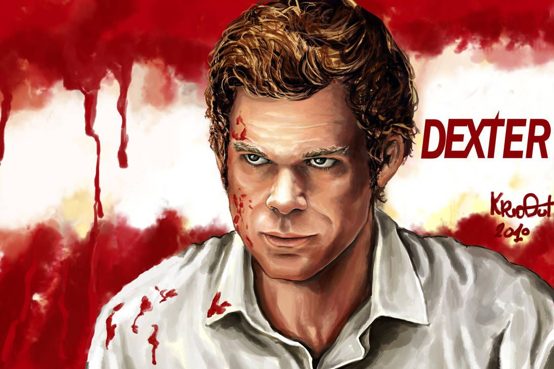 Dexter By Krio0ut On Deviantart Dexter Wallpaper Dexter Dexter Seasons