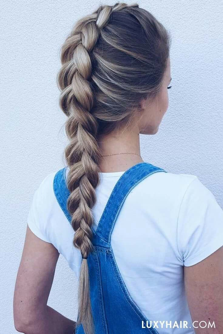 Pin By Yelena G On Love For Hair Hair Styles Hair Braids