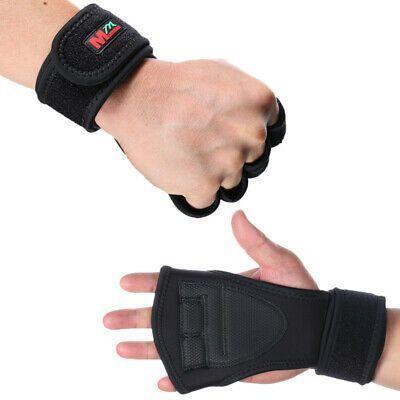 Ad(eBay) 1 Pair Unisex Sports Professional Training Weightlifting Gloves Women Men Gloves #AdeBay #F...