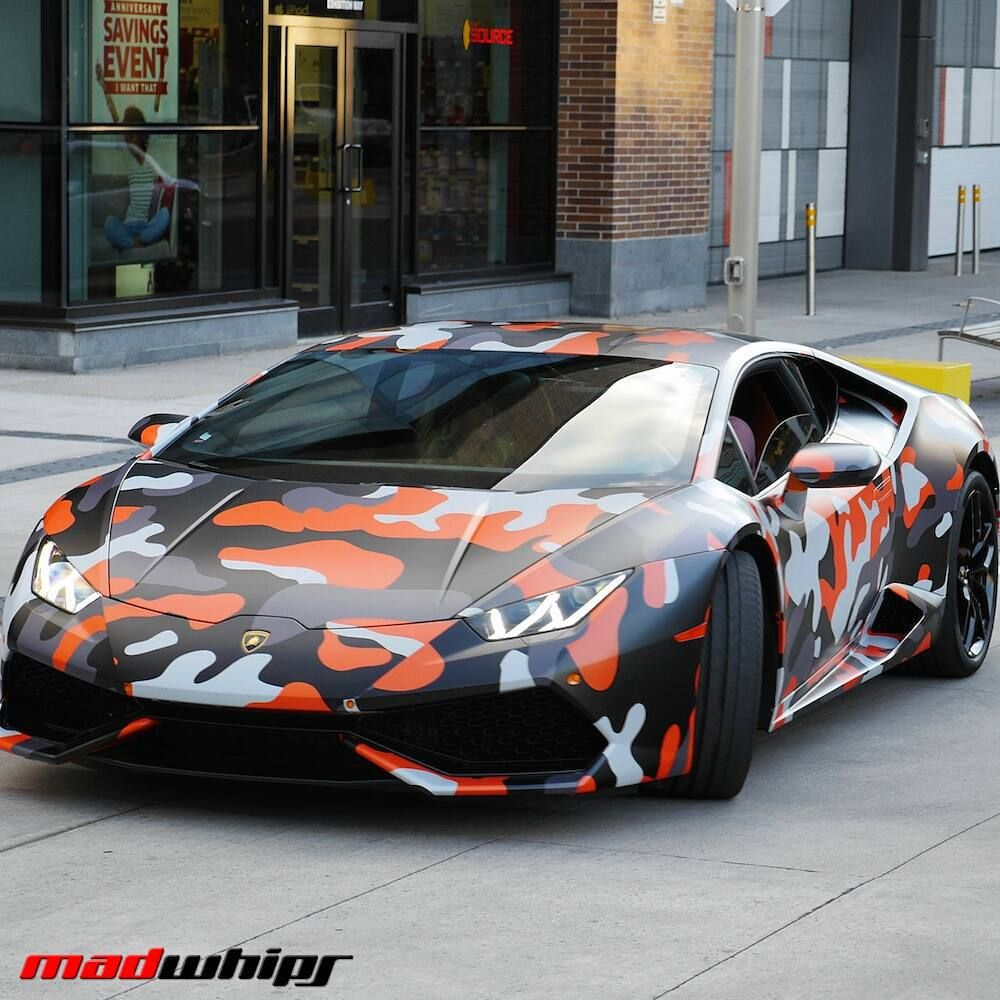 Madwhips Hottest Lambo S On Instagram Camo Huracan