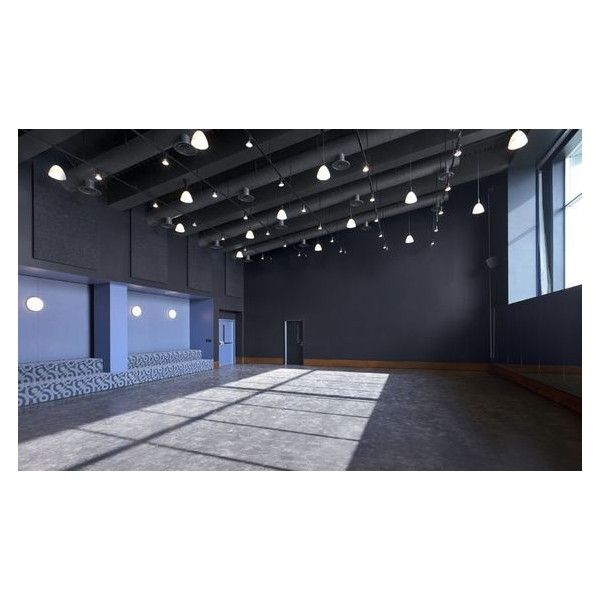 Dance Studio Design