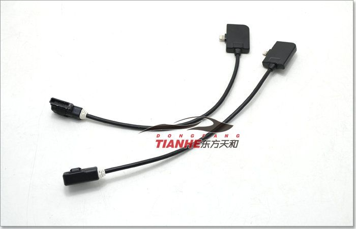 Oem Ami Mmi Cable For Iphone 5 5s 6 Ipad Ipod For Audi A7 A8l A6l Q5 Q7 5n0 035 554 G Iphone 5 Car Electronics Ipod