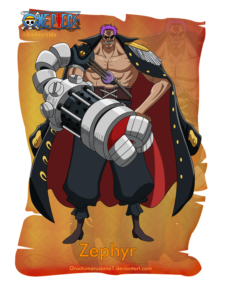 Zephyr by orochimarusama1   One piece anime, One piece pictures, One piece crew