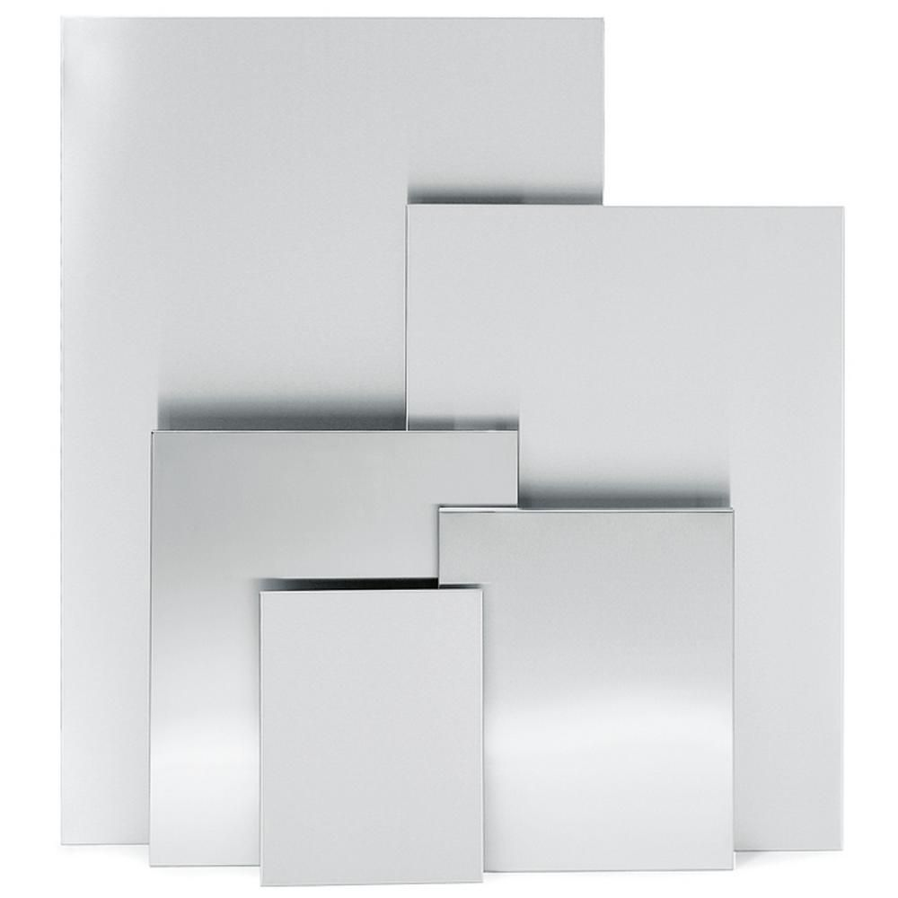 Blomus Muro Magnetic Memo Board In Stainless Steel 66749   The Home Depot