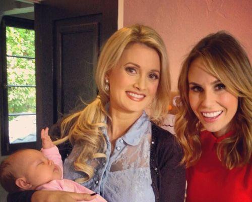 Mommy tweets: Beyonce, Holly Madison, Denise Richards