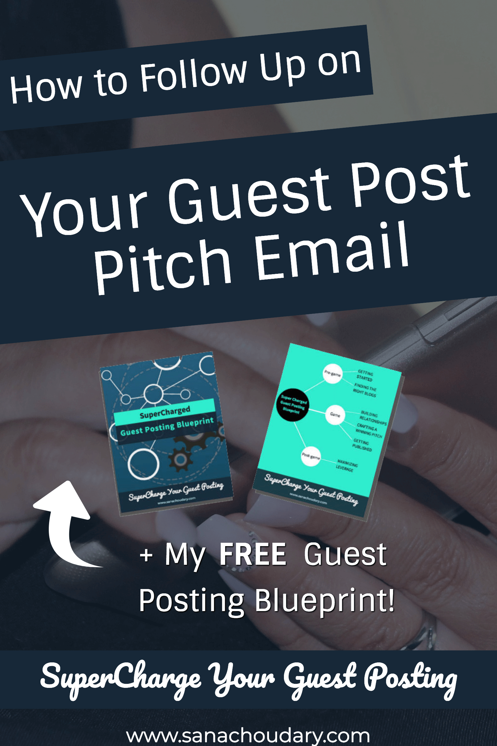 How to follow up on your guest post pitch email | Guest