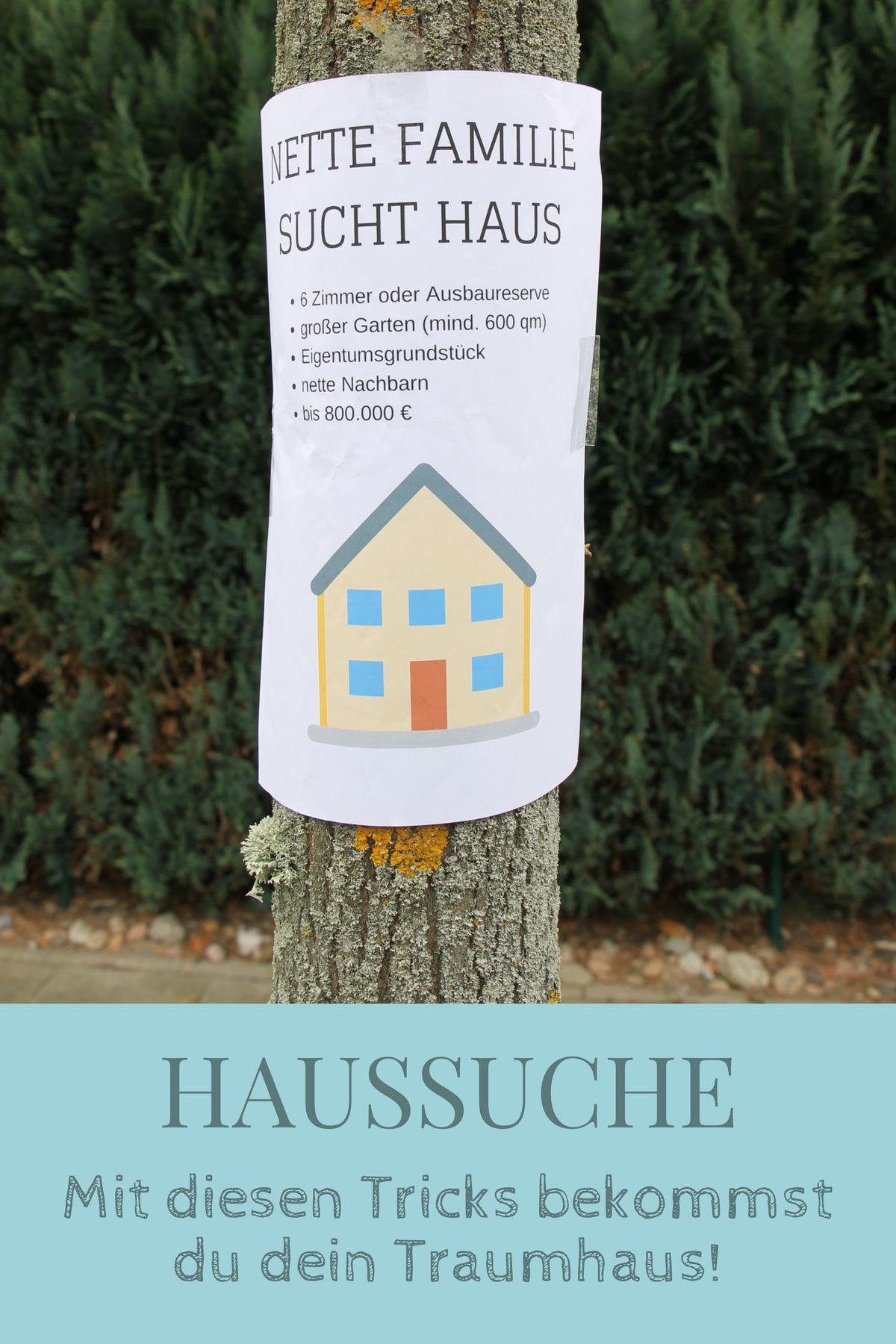 Anzeige 5 Tipps Fur Eine Erfolgreiche Haussuche In Kooperation Mit Immowelt Lavendelblog Haussuche Hauskauf Checkliste Hausbau Tipps
