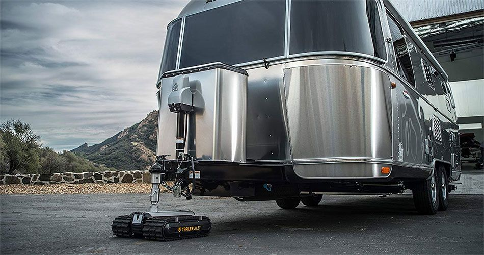 Trailer Valet RVR: Robot That Parks Heavy Trailers and Boats