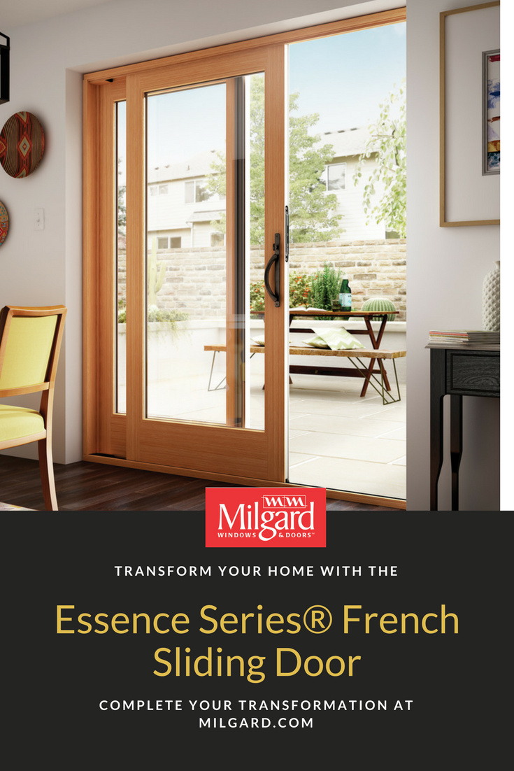 Transform Your Home With The Essence Series French Sliding Door