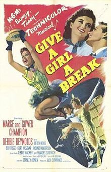 Download Give a Girl a Break Full-Movie Free