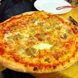 Dante Delicious  Pizza