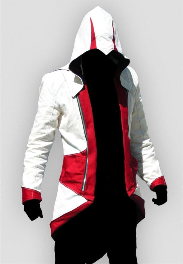 ca7ebccc7 Assassin's Creed Cosplay Jacket <-- I. Need. To. Make. This ...