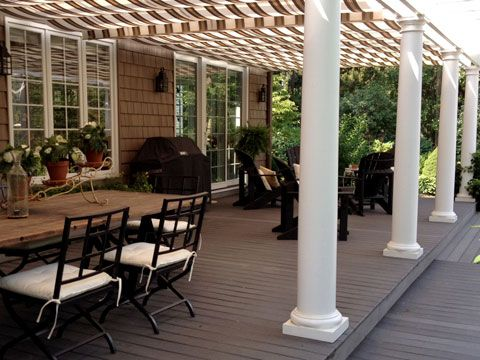 source for retractable pergola canopies Gallery of Patio Covers | Shade Protections for Backyard Patios