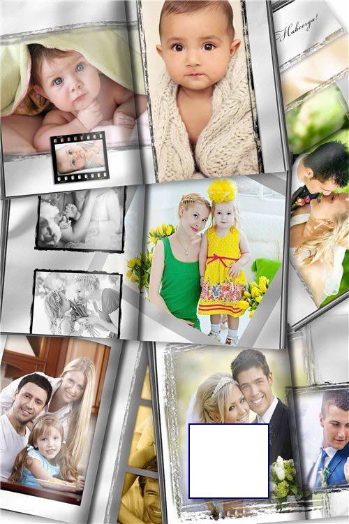 تصميم فوتوشوب البوم صور Psd Wedding Album Templates Wedding Album Psd