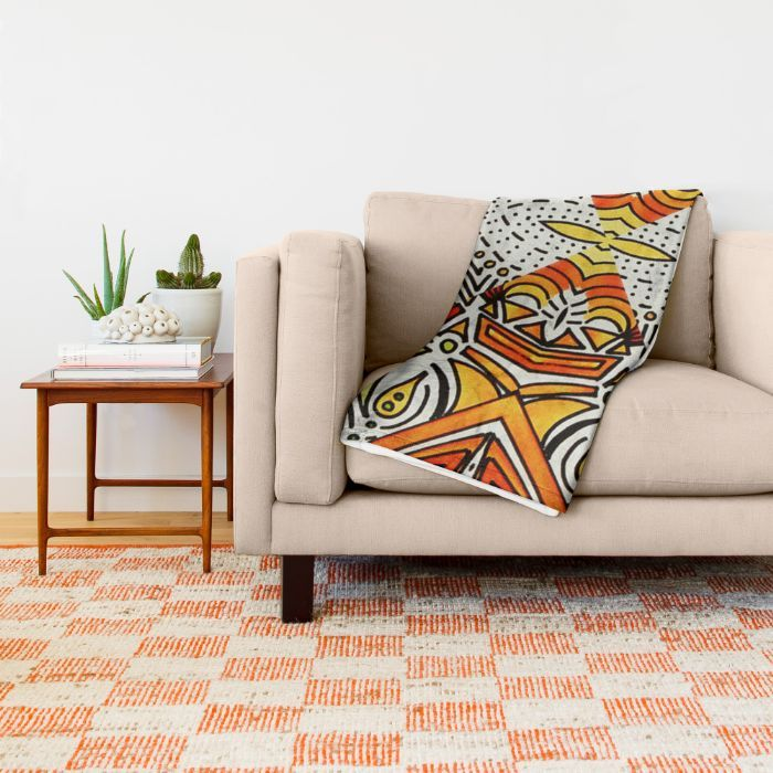 Buy Seeing Tribe by DuckyB (Brandi) as a high quality Throw Blanket. Worldwide shipping available at Society6.com. Just one of millions of products available.