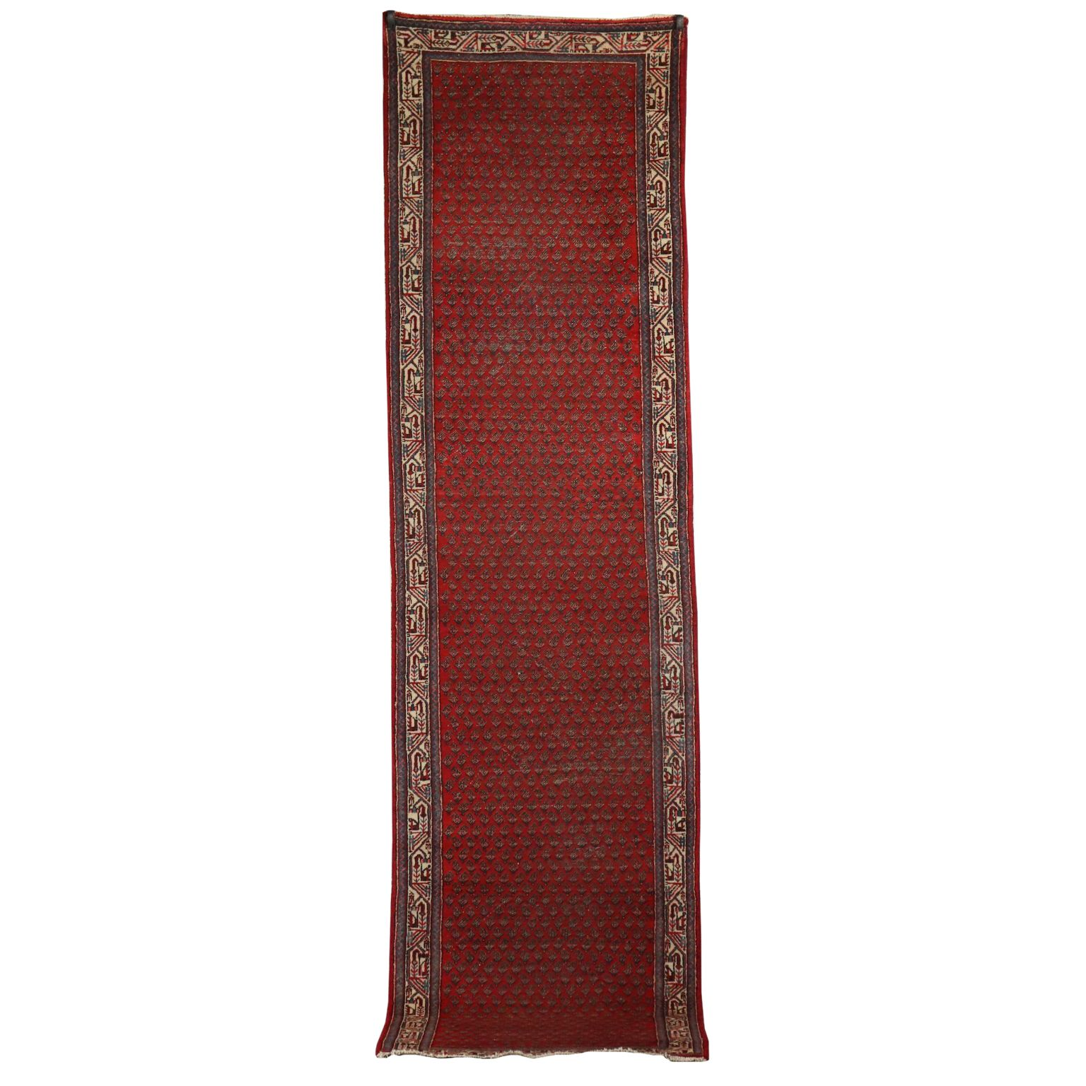 Antiquitaten Mir Teppich Wolle Iran 20 Jahrhundert Mir Teppich