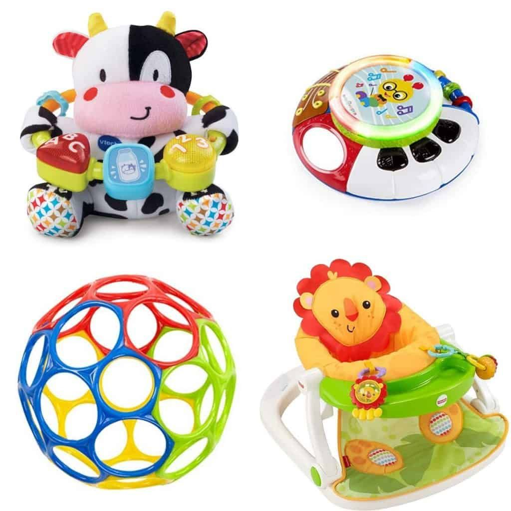 Best Toys for 3 Month Old Babies: Aligned to Milestones in ...