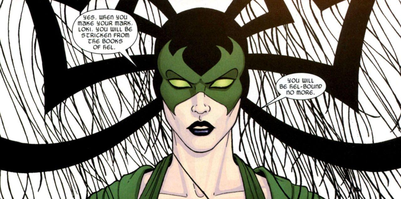Marvel loki går Speed Dating