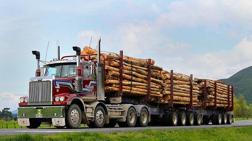 Pin By Kevin Farthing On Trucks Heavy Haulers Trucks Big Rig Trucks Western Star Trucks
