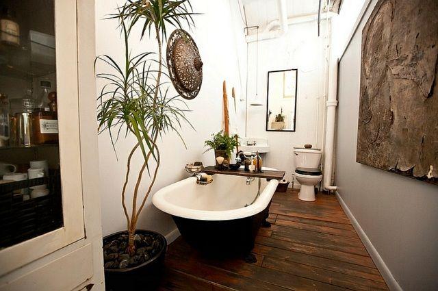 Salle de bains style industriel  des exemples qui s\u0027aiment !