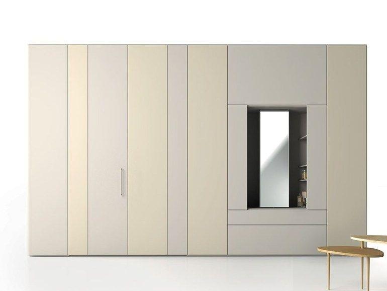 Letto Ad Angolo Caccaro : Roomy armadio in legno by caccaro design sandi renko r guardaroba