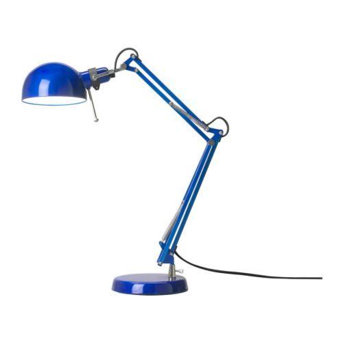 Bedside Light Or Desk Light?