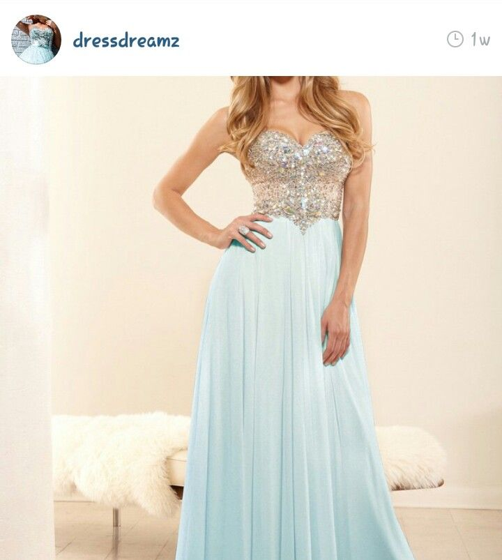 Country looking prom dress | prom dresses | Pinterest | Prom