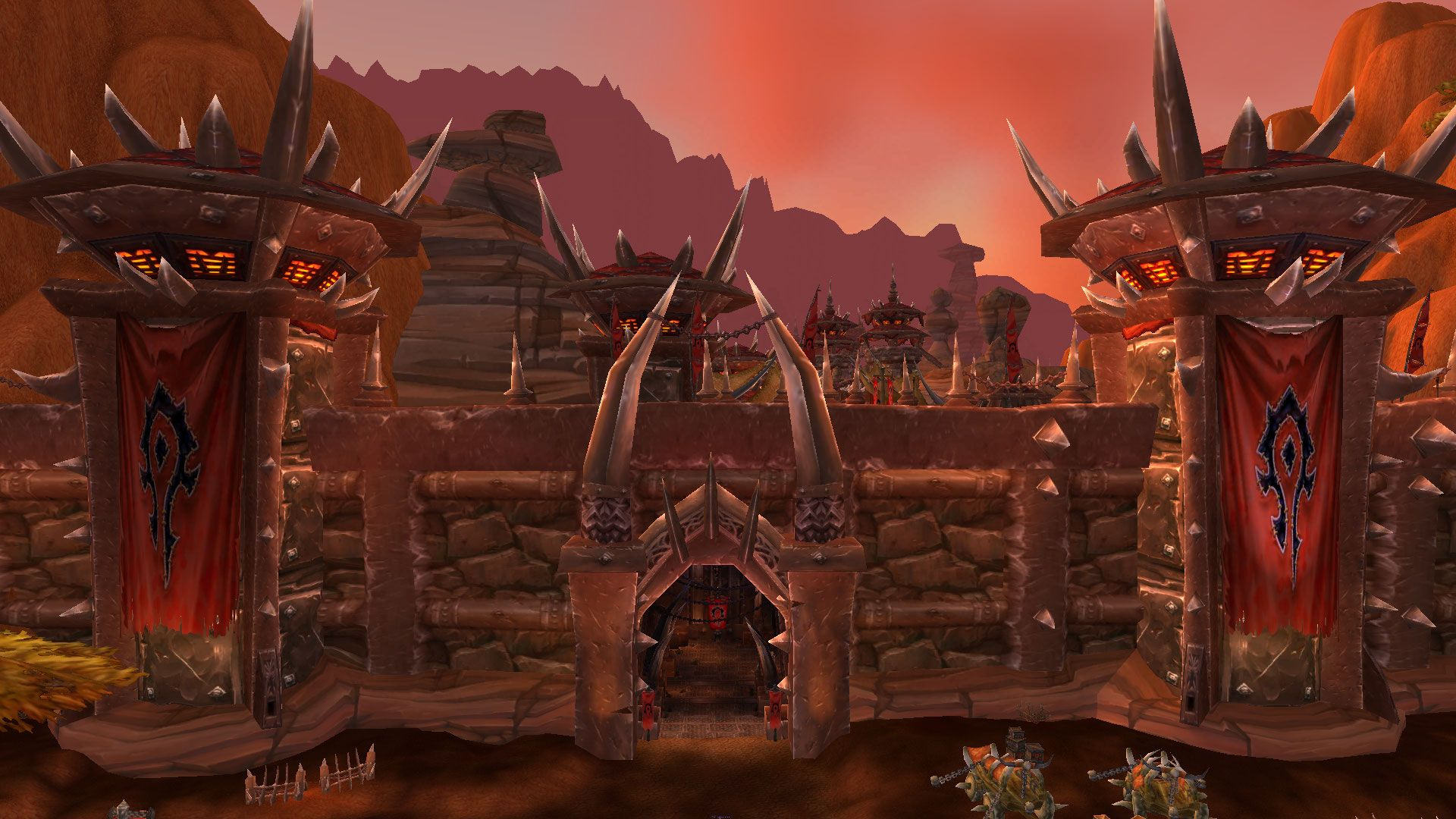 Libros Wow Gates Of Orgrimmar Stylistic Example Of Horde Stuff