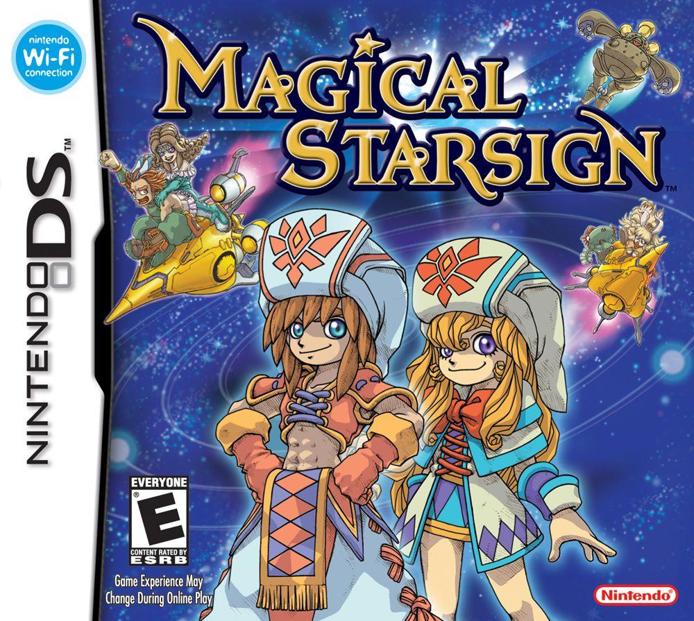 Magical Starsign Nintendo Ds Star Signs Nintendo