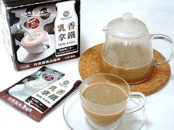 台湾のインスタントコーヒー 西雅圖バリスタコーヒー バリスタ コーヒー コーヒー バリスタ