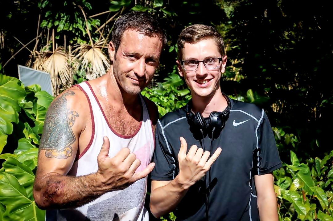 Credit: jonathancretton on IG (9/11/15) Fun day seeing the set of Hawaii Five-0 (with ‪#‎alexolaughlin‬) ‪#‎H50‬ ‪#‎HawaiiFive0‬ ‪#‎hawaiifive0cbs‬ @hawaiifive0cbs ‪#‎hawaiistagram‬ ‪#‎oahu‬ ‪#‎photohawaii‬