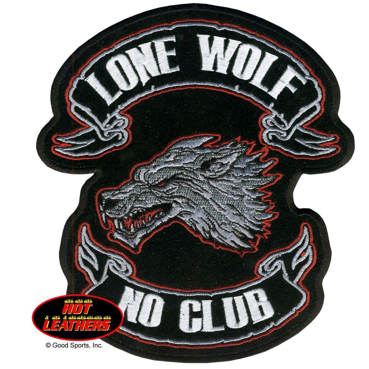 Hot Rod Road Wolf Werewolf Patch Embroidered Iron Jacket Applique Rockabilly