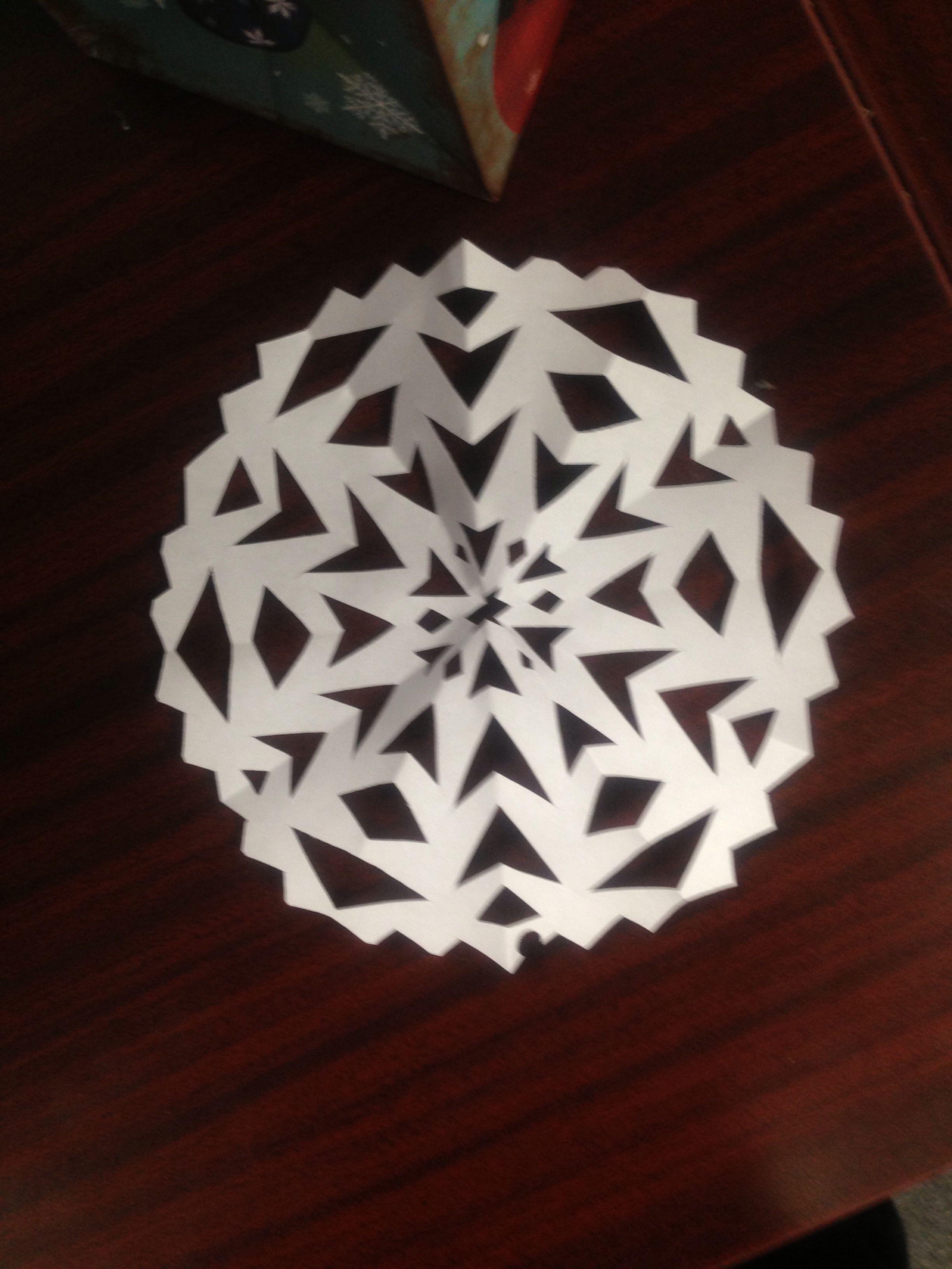 My Creative Snowflakes