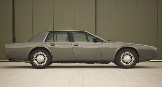 1991 Aston Martin Lagonda Series 4 Aston Martin Lagonda Aston Martin Cars Aston Martin For Sale