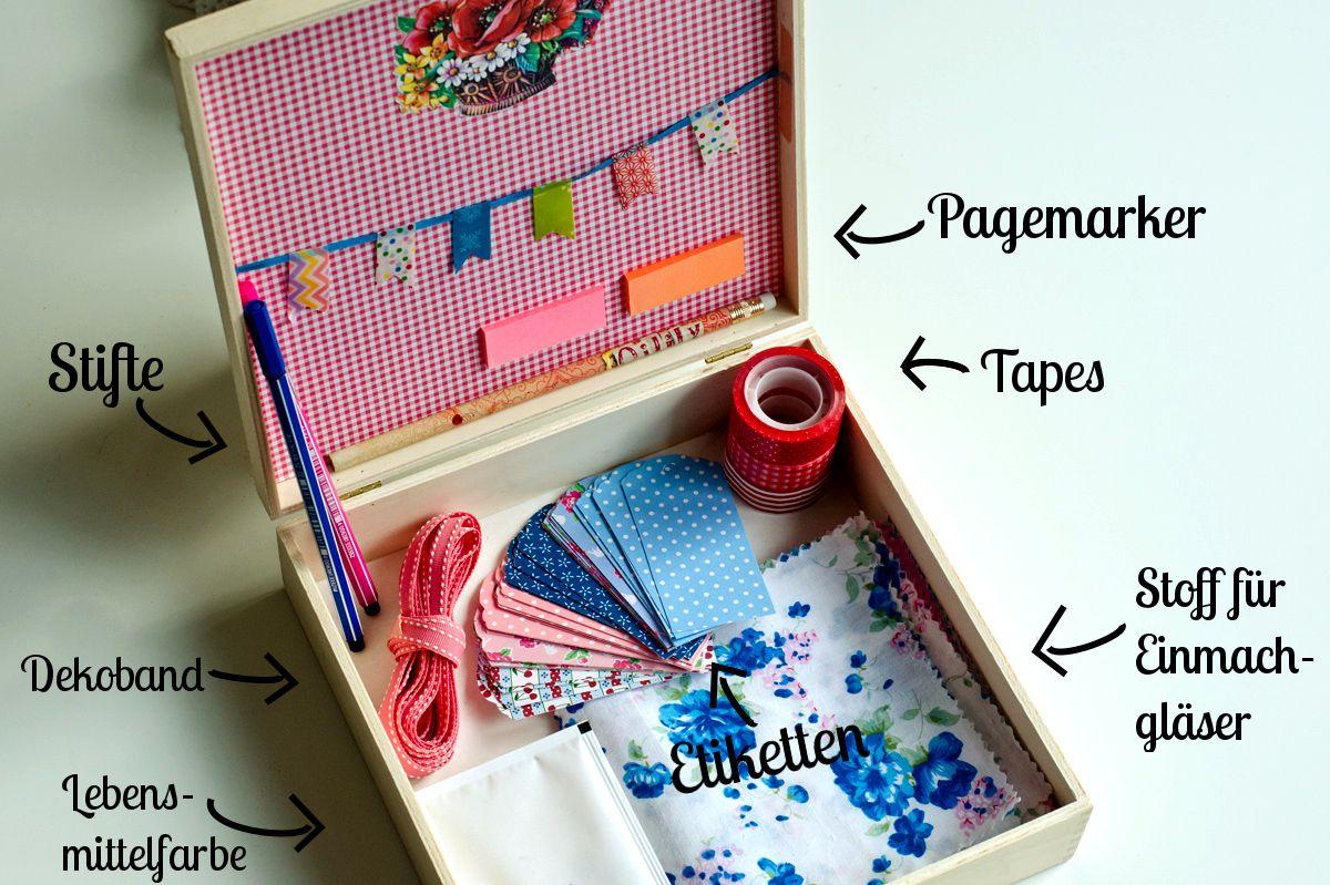 kleine geschenke erhalten die freundschaft zum verschenken verschenken und kisten. Black Bedroom Furniture Sets. Home Design Ideas