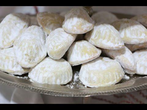 حلويات العيد حلوة المعمول بالتمر مع طبخ ليلى Halawiyat Dessert Recipes Food Recipes